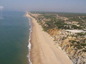 ruta litoral Doñana