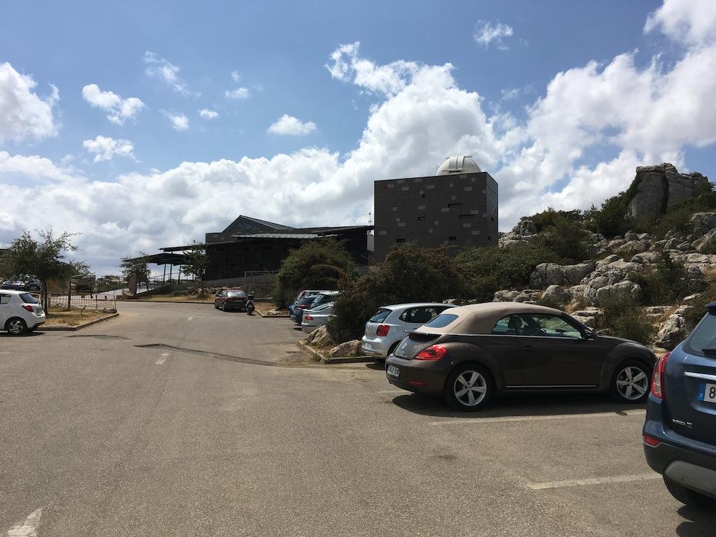 Centro de Visitantes de El Torcal