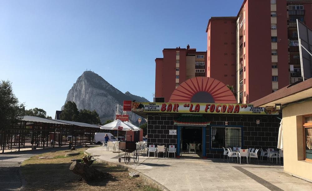 Un día de Senderismo en Gibraltar