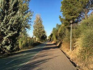 La senda de Itálica