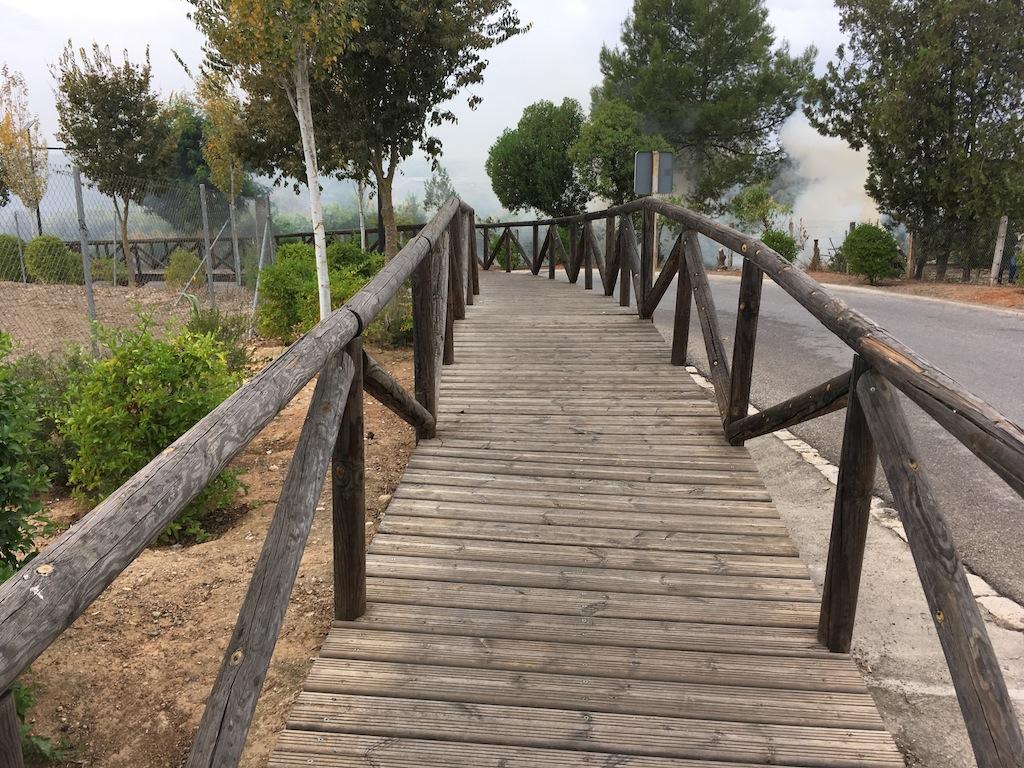 Sendero del Guadiamar