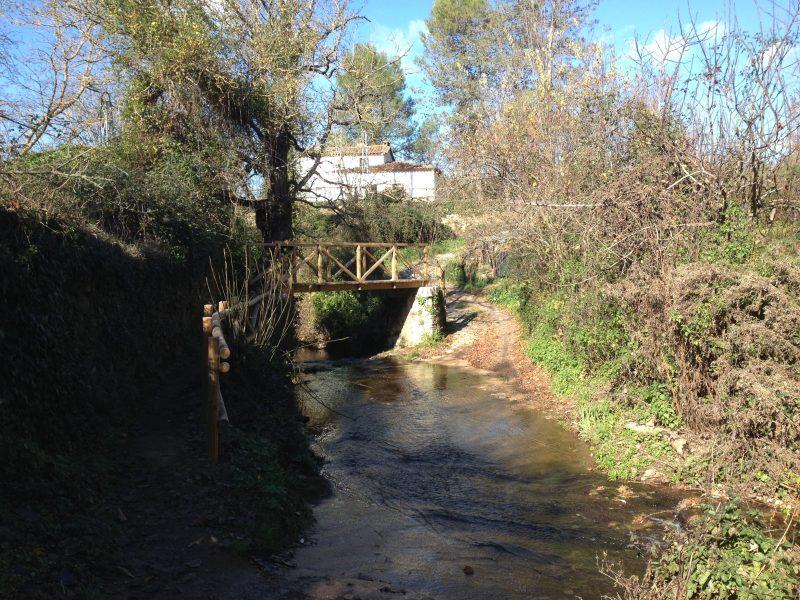 Senderismo en la Sierra de Aracena