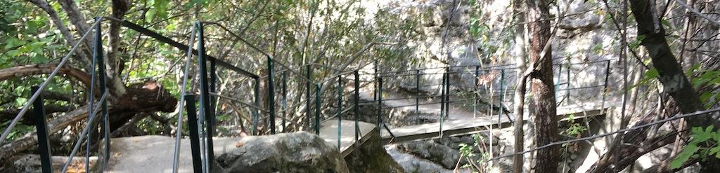 Senderismo por el río Majaceite