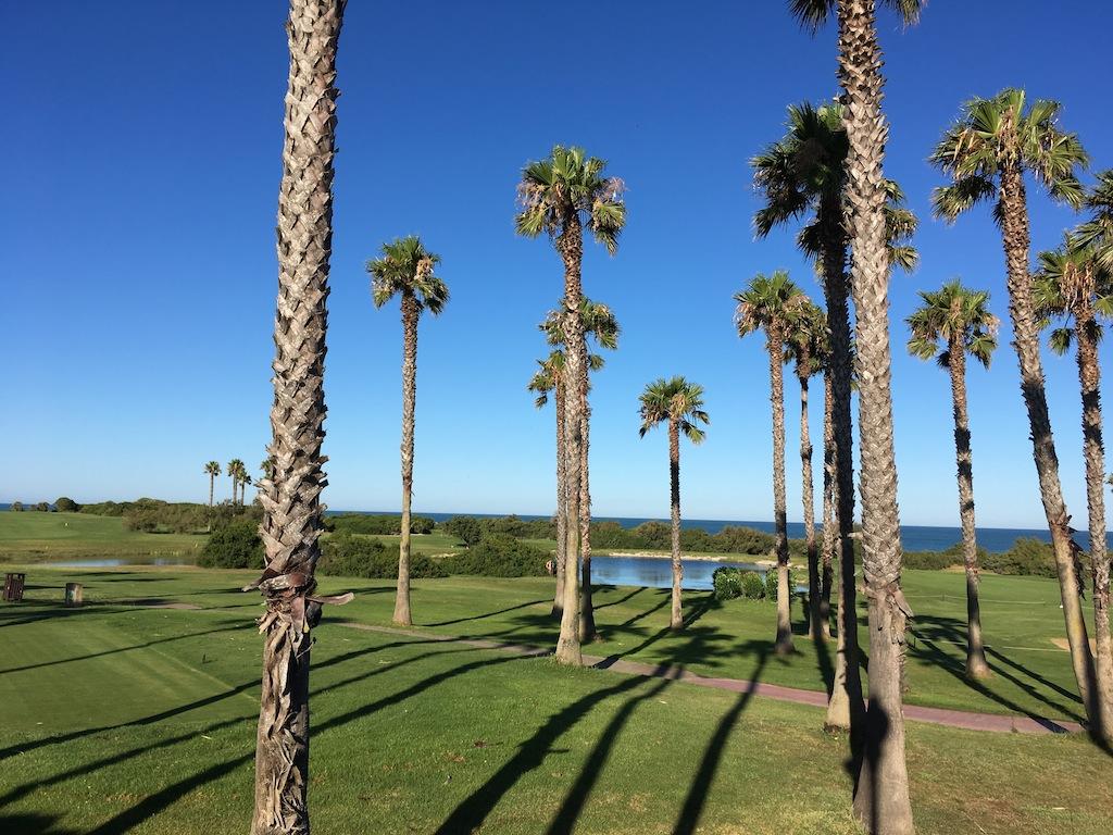 Campo de Golf en La Barrosa