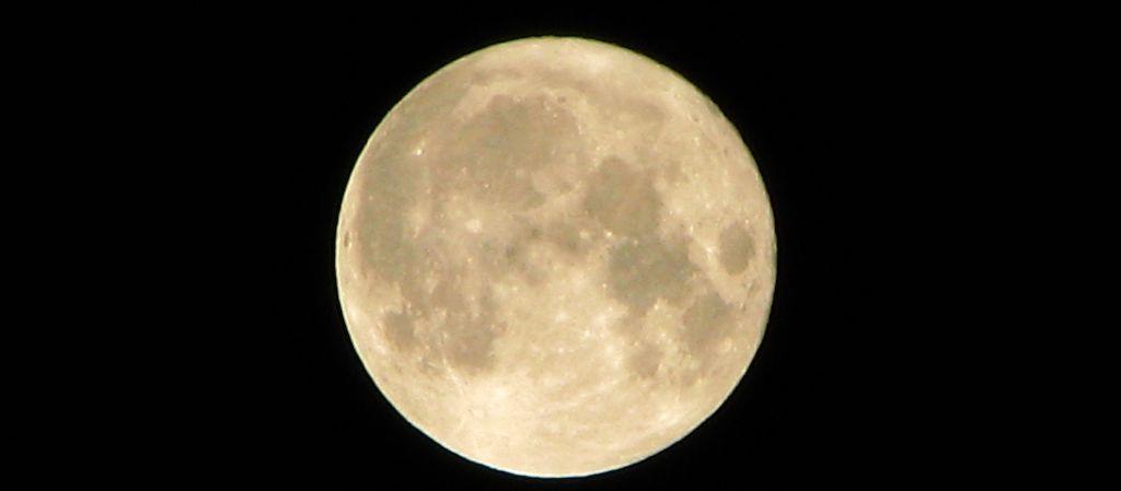 Luna llena en el Vado de Quema