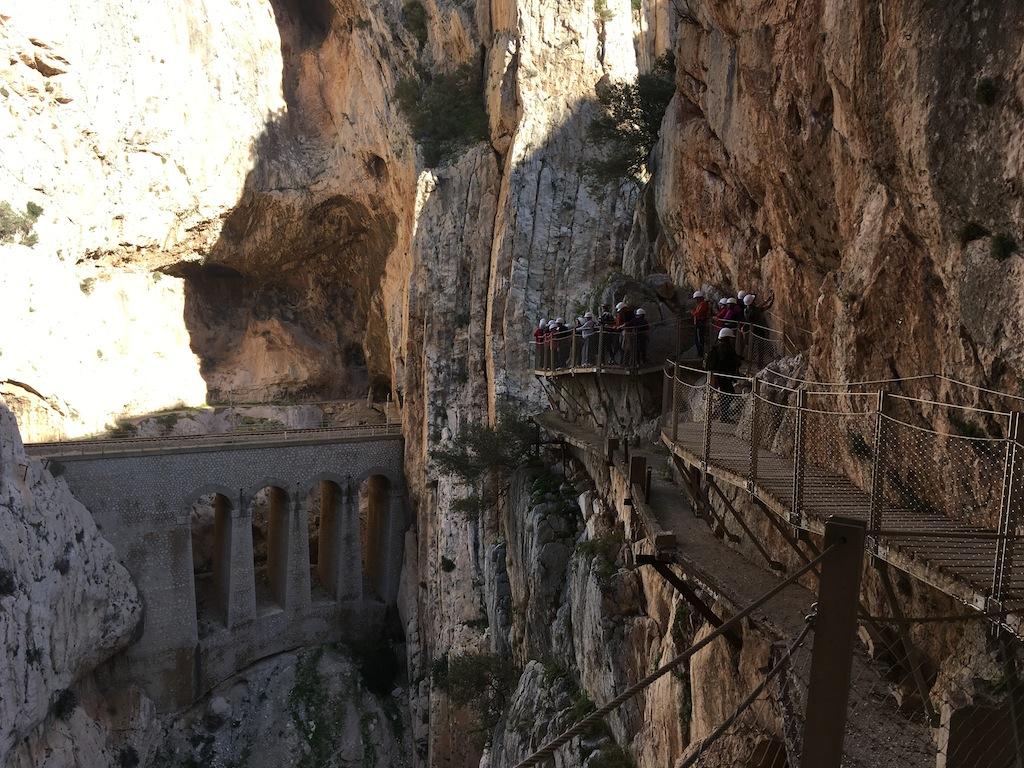 Excursión al Caminito del Rey