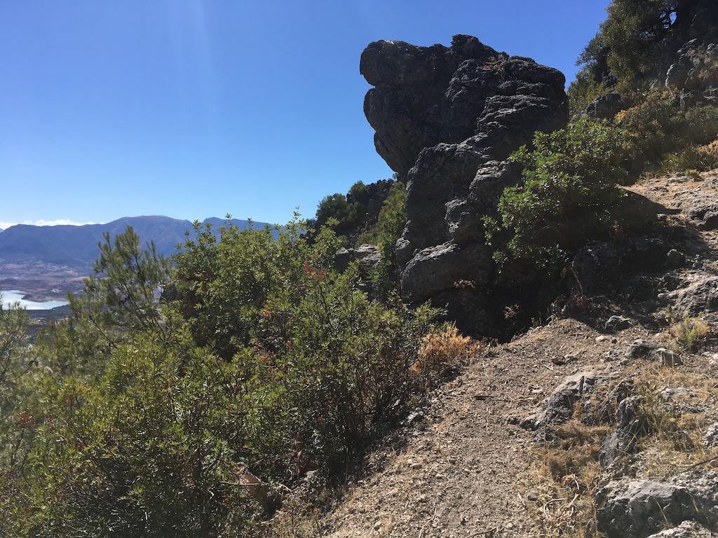Algodonales Víboras Trail