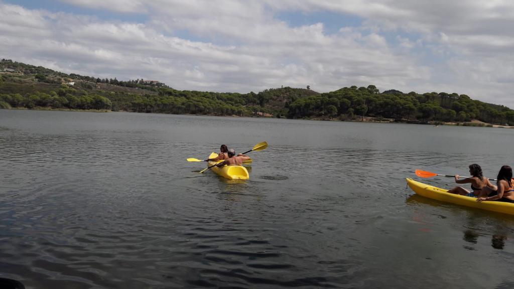 kayak puerto Zumajo