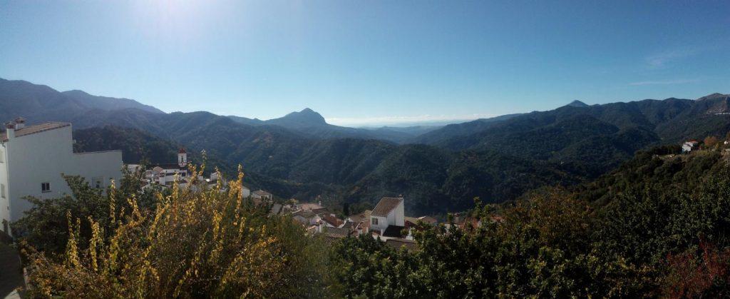 Viaje a la Sierra de Málaga