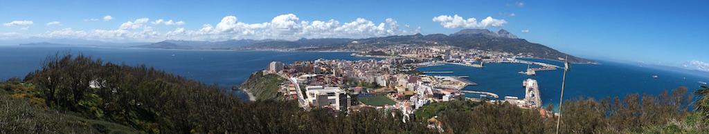 Hiking in Ceuta