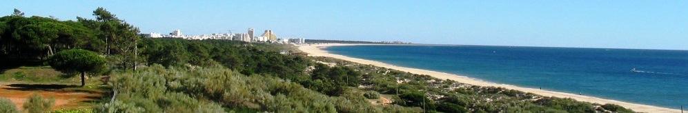 Senderismo entre España y Portugal