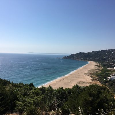 tres playas y zahara