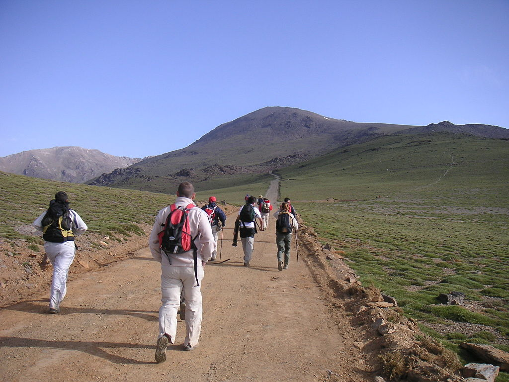 Viaje al Mulhacen Inclusivo