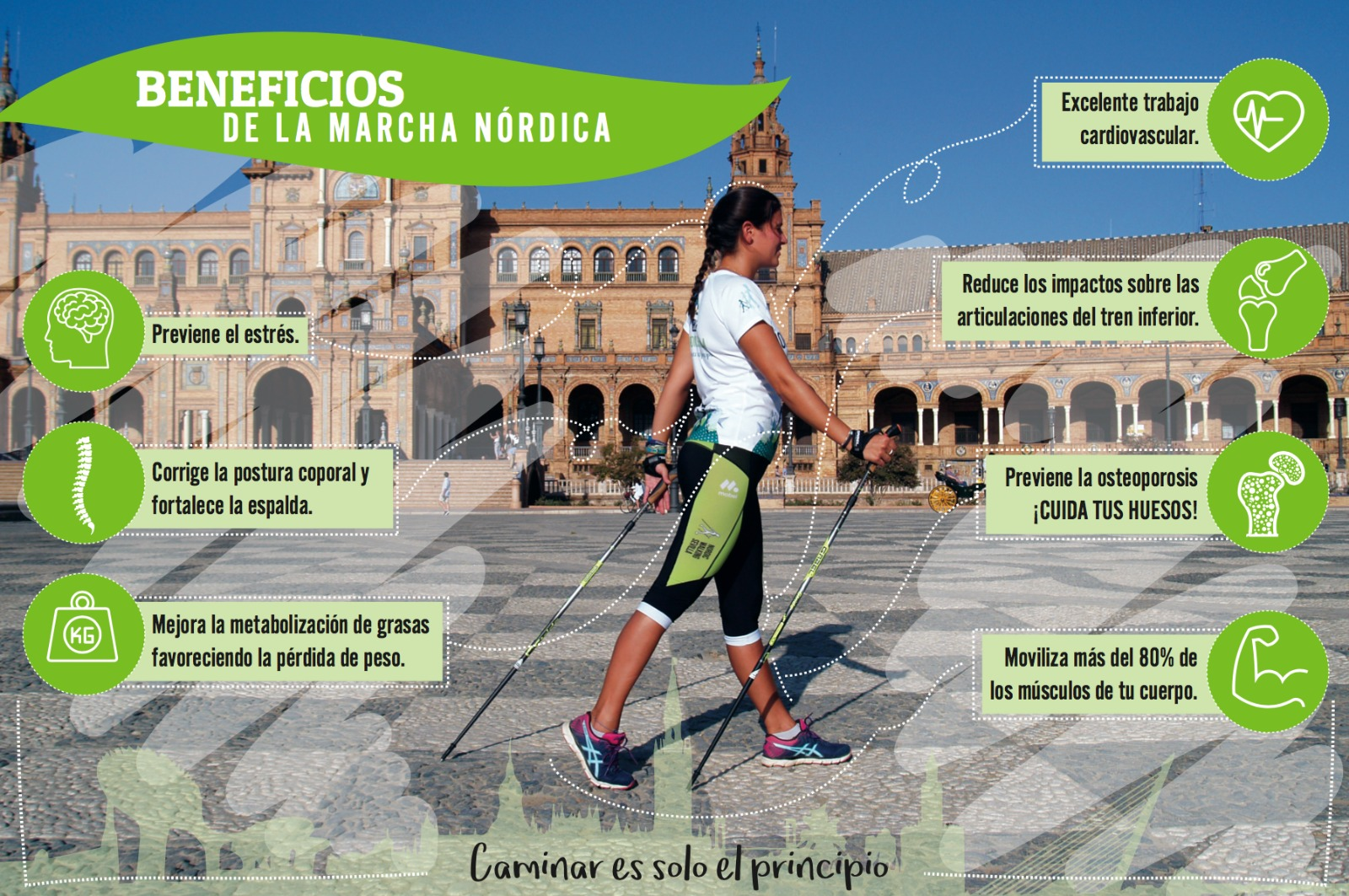 Nordic Walking Sevilla