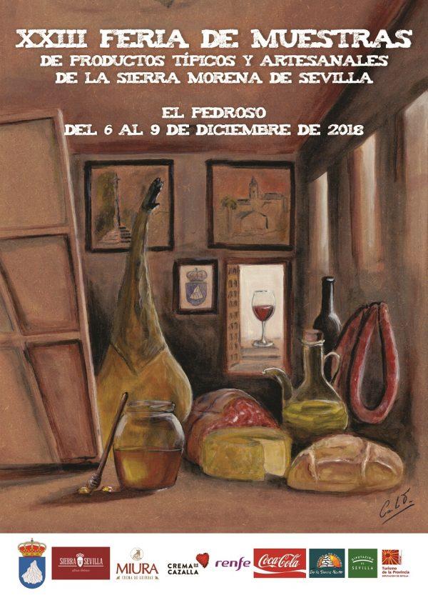 Senderismo y feria en El Pedroso