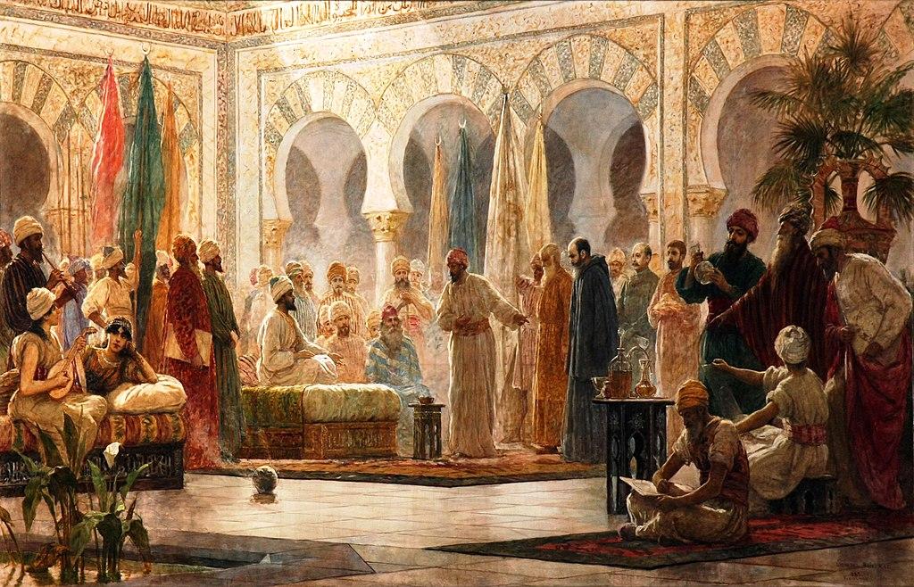 A Medina Azahara por Trassierra