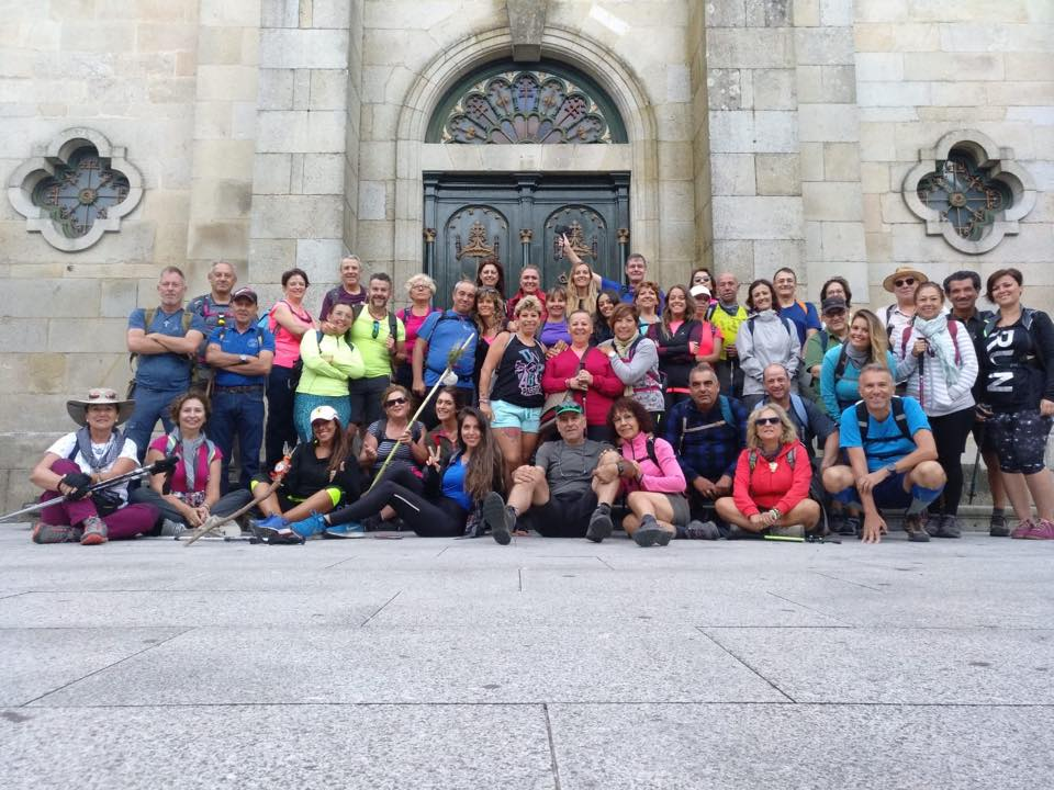 Viaje al Camino de Santiago Inglés