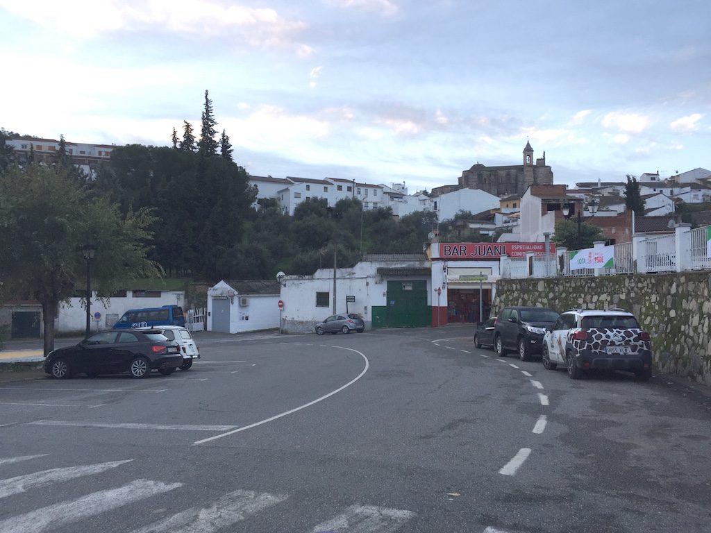 Circular Minas del Castillo de las Guardas