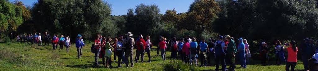 IV Encuentro de Senderistas en Peñaflor