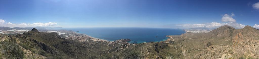 Viaje Senderismo y Mar en la Costa Cálida