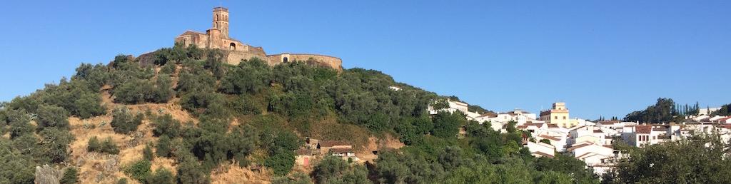 Almonaster y sus aldeas