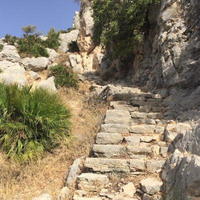 Caminito del Rey y Escaleras Árabes