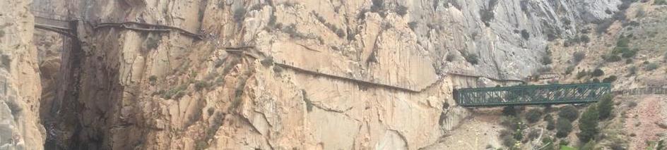 Caminito del Rey y las Escaleras Árabes