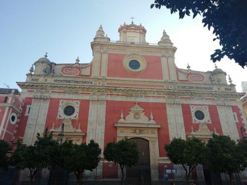 las grandes iglesias de sevilla I