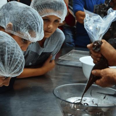 Santa Brígida y el Museo de Chocolate