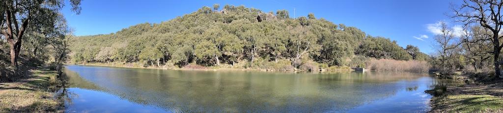 Las Lagunas del Río Campobuche