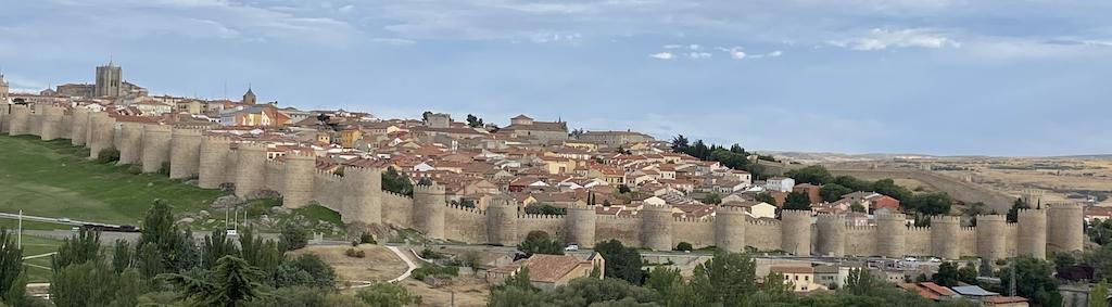 Viaje a Ávila