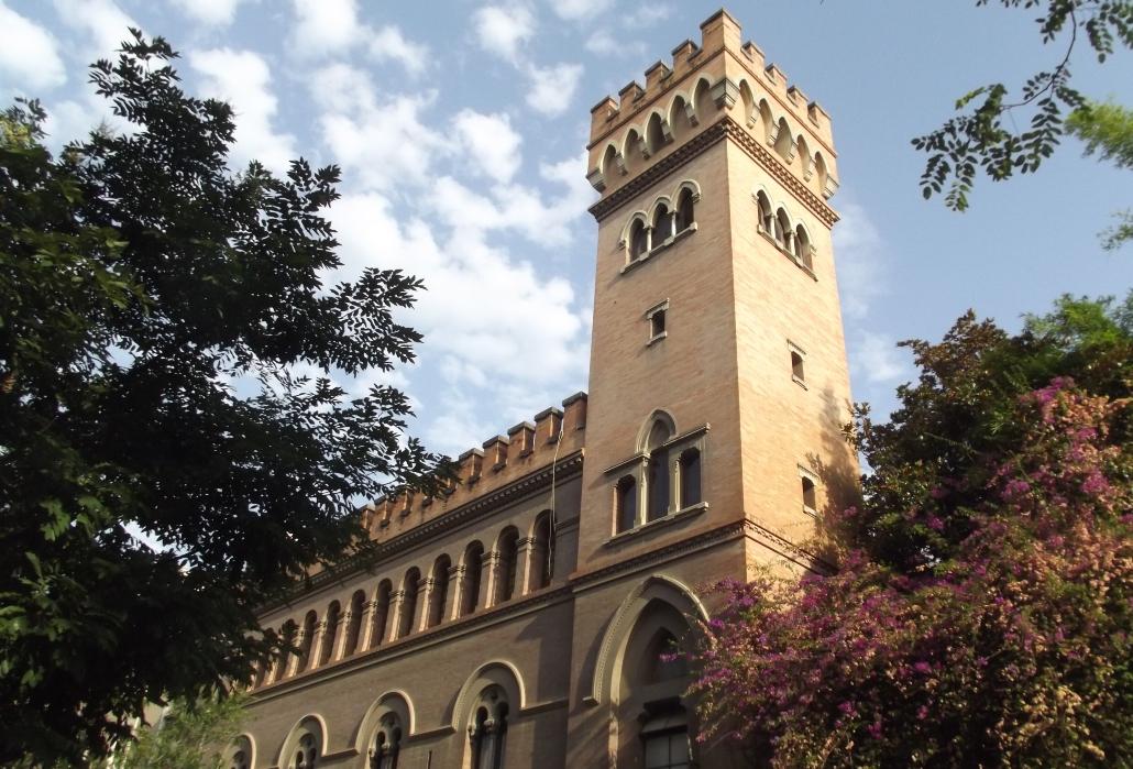 Palacio del Marqués de la Motilla