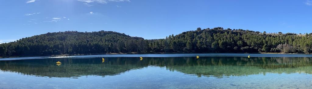 Lagunas de Ruidera y Nacimiento del Río Mundo