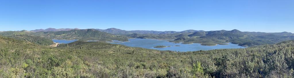 Río Tinto en El Madroño