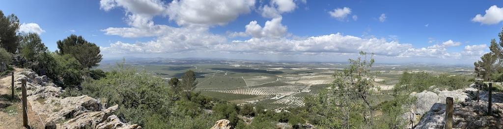 Los miradores de Sierra de Gilena