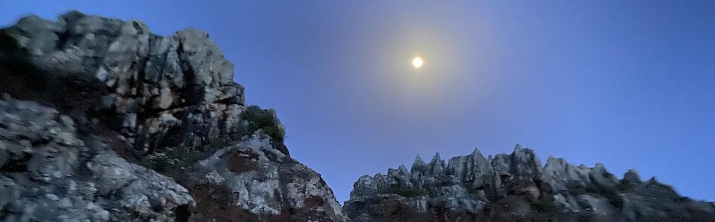 Starlight en el Cerro del Hierro