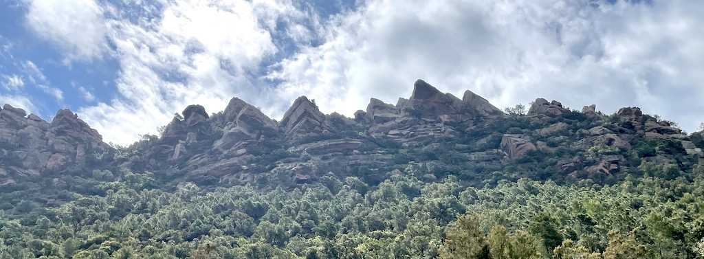 Un Parque Natural entre Montañas